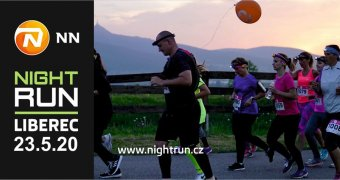 NN NIGHT RUN Liberec