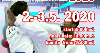 CZECH OPEN KARATE 2020