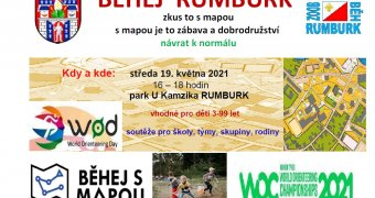 WOD v Rumburku (World orienteering day)