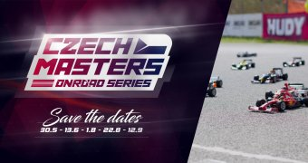 Czech Masters Series - summer 2020 - rc modely aut