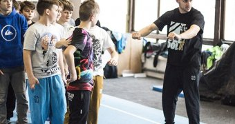 Tary Parkour Workshop | Karlovy Vary