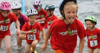 Hopman triatlon