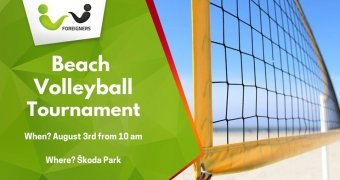 Beach Volleyball Tournament
