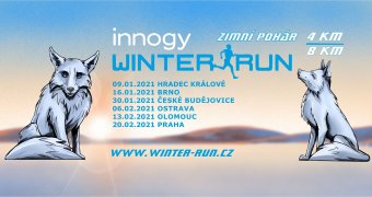 Innogy Winter Run Olomouc