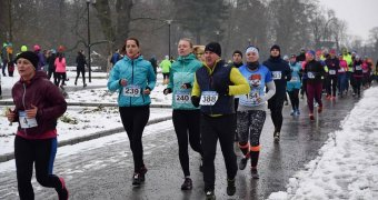 Winter RUN - Olomouc