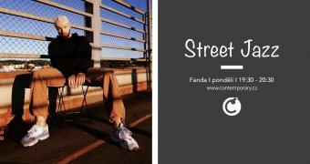 Street jazz s Fandou v Contemporary